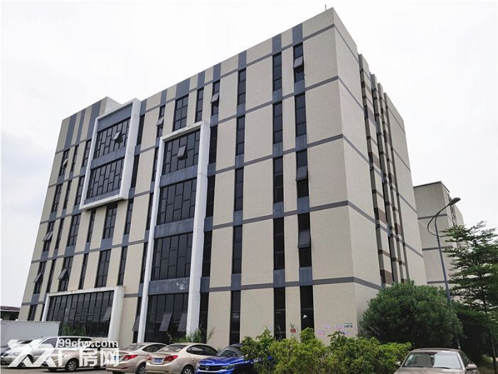 高智能科技园,形象气派,南沙大岗3400平方标准厂房出租-图(8)