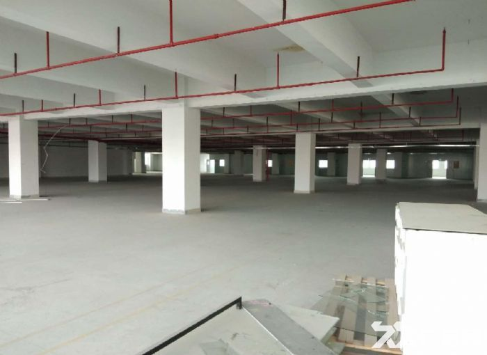 广州番禺一整层5600平米厂房仓库带货台出租,可分租-图(6)