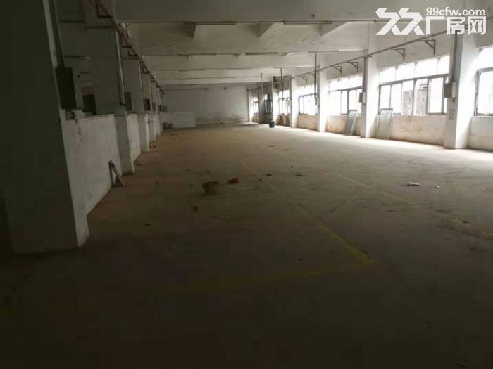 清溪渔梁围工业园独院两层厂房出租3600平现成水电装修-图(2)