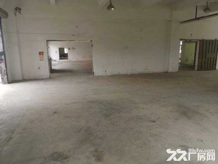 清溪渔梁围工业园独院两层厂房出租3600平现成水电装修-图(4)