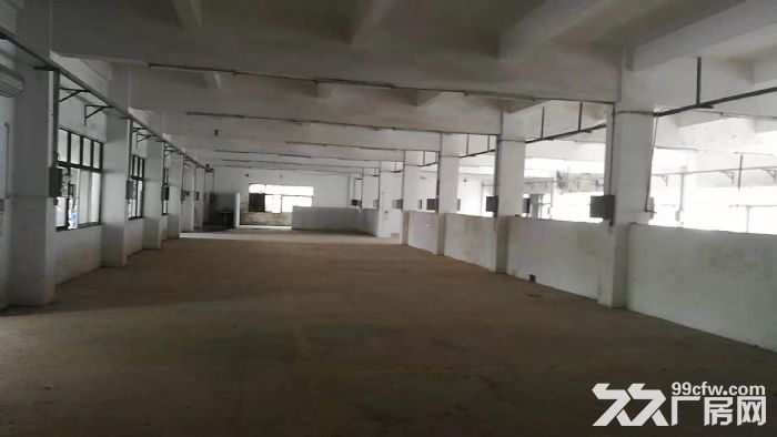 清溪渔梁围工业园独院两层厂房出租3600平现成水电装修-图(5)