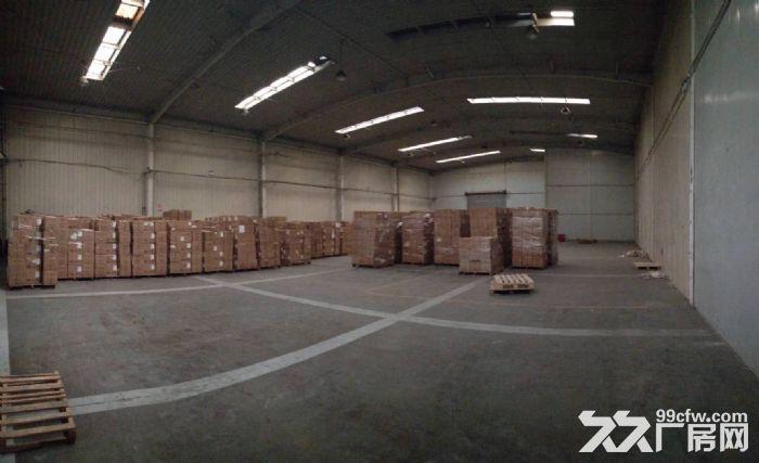 层高8米纯一层钢结构厂房先到先得-图(1)