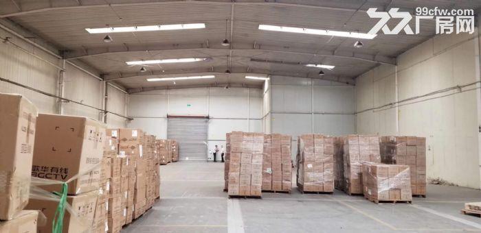 层高8米纯一层钢结构厂房先到先得-图(3)