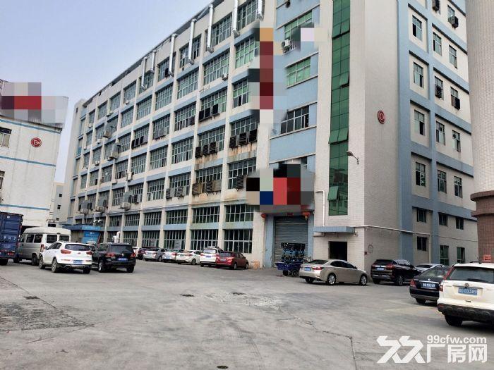 现成装修水电办公室凤岗雁田二楼小面积厂房400平拎包入驻-图(2)