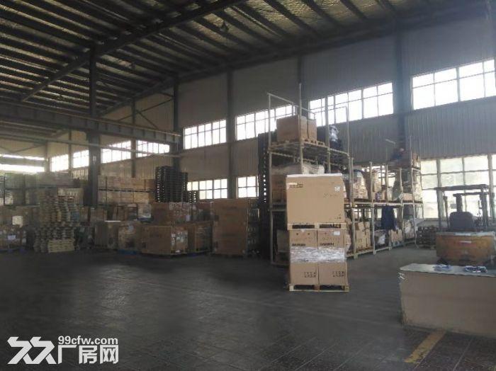 合庆工业园区独栋13000平单层厂房出租可做环评可物流仓库-图(2)