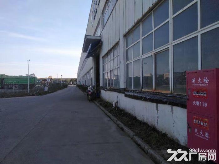 合庆工业园区独栋13000平单层厂房出租可做环评可物流仓库-图(4)
