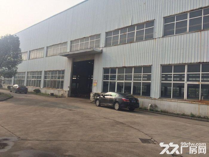 合庆工业园区独栋13000平单层厂房出租可做环评可物流仓库-图(6)