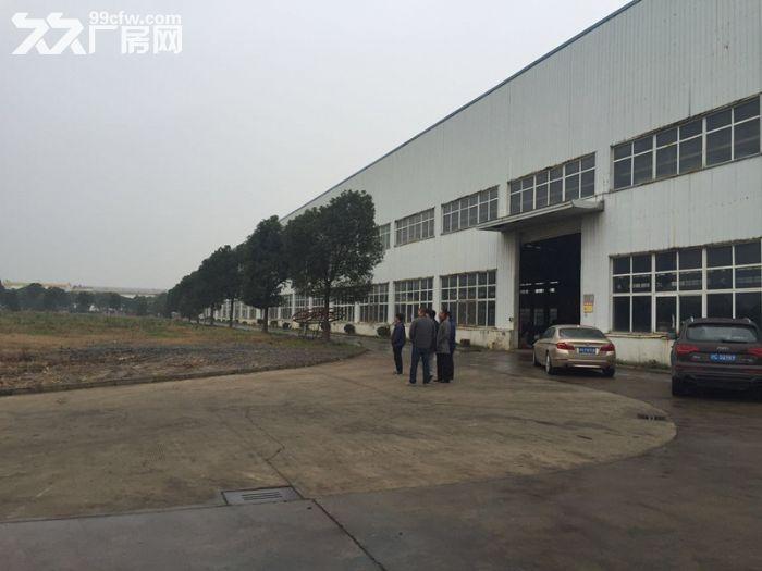 合庆工业园区独栋13000平单层厂房出租可做环评可物流仓库-图(8)