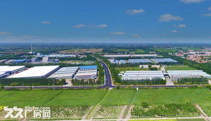50亩工业用地,配套完善,10分钟上高速-图(1)