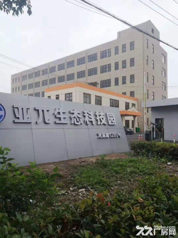 九亭标准厂房办公楼出租-图(1)