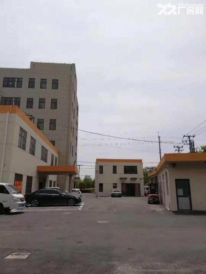 九亭标准厂房办公楼出租-图(3)