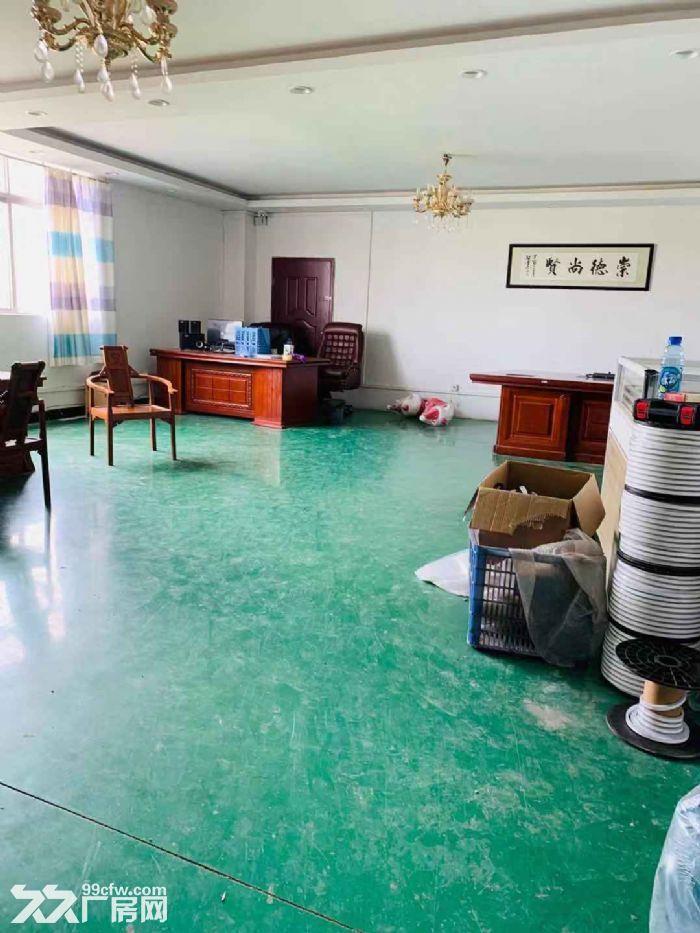出租新会附近楼上2500方标准厂房,带装修办公室,可分租-图(2)