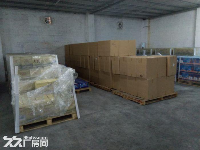 佛山南庄1000−4000㎡恒温仓库出租-图(1)