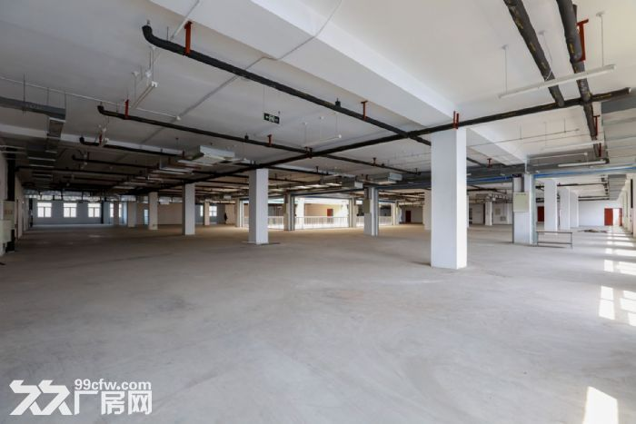 天津独栋跨境电商园办公室电商仓储物流保税仓库出租出售-图(1)