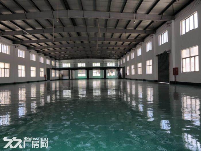 嘉定黄渡超宽敞超值多用型10000平仓库厂房出租-图(3)