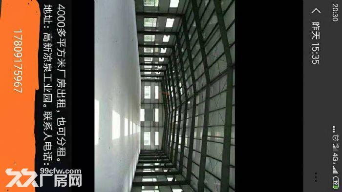 出租陕西省宝鸡市渭滨区高新一路南凉泉工业园厂房.可整租.分租-图(3)