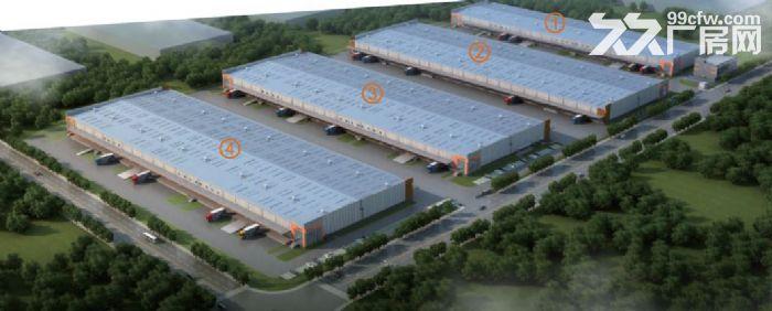 (出租)丰树扬州现代综合产业园−新建物流园火热招租中-图(1)