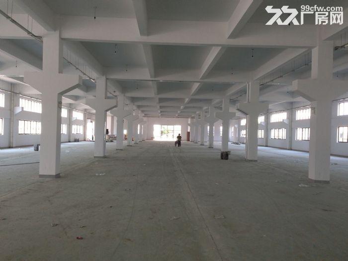 新出!)苏州吴中区迎春南路边一楼3200平米标准厂房出租-图(4)