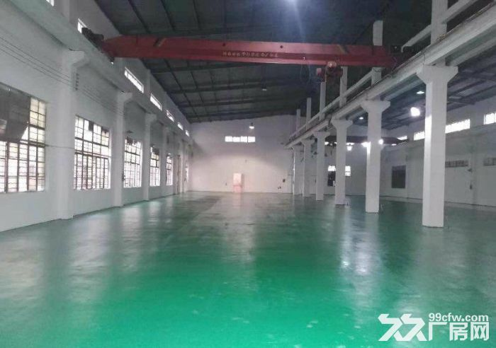 新出)苏州吴江区经济开发区单层精装修4000、6000平米机械厂房出租-图(1)
