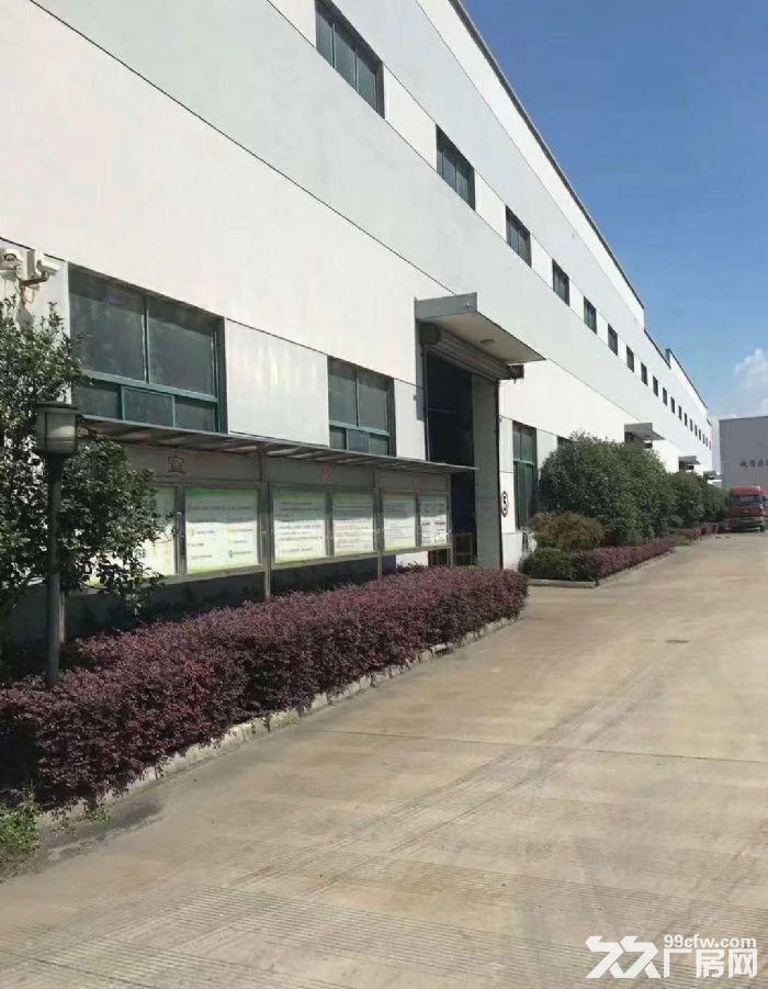 新出)苏州吴江区经济开发区单层精装修4000、6000平米机械厂房出租-图(2)