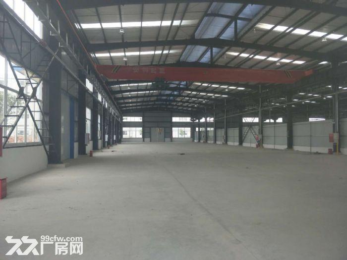 龙泉主干道旁3000平标准厂房带行车、动力电足-图(1)