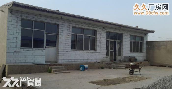 亚特重工后身郑庄子村2亩独院400平厂房便宜出租-图(2)