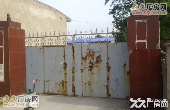 亚特重工后身郑庄子村2亩独院400平厂房便宜出租-图(4)