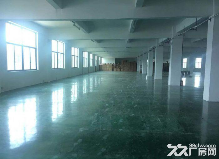 广州白云区厂房1500方大小可分租形象好带装修-图(1)