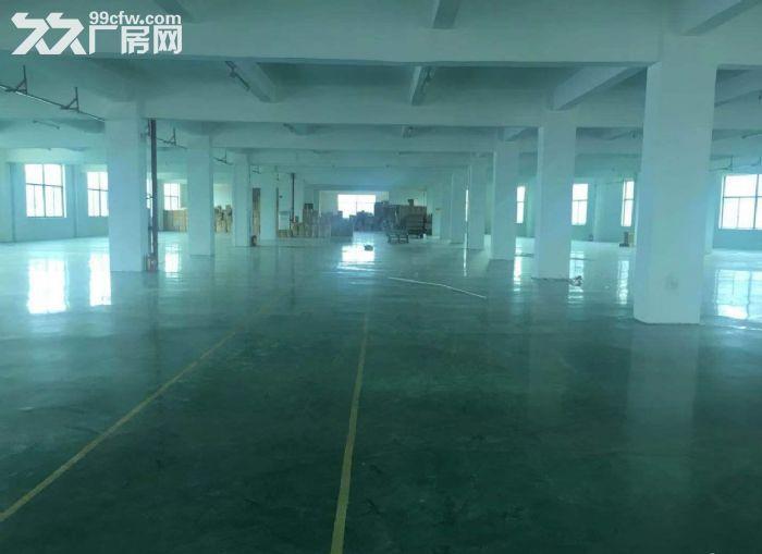 广州白云区厂房1500方大小可分租形象好带装修-图(2)