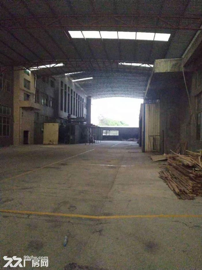 厂房招租占地20亩,三幢17600平。适合家具厂,物流等-图(1)