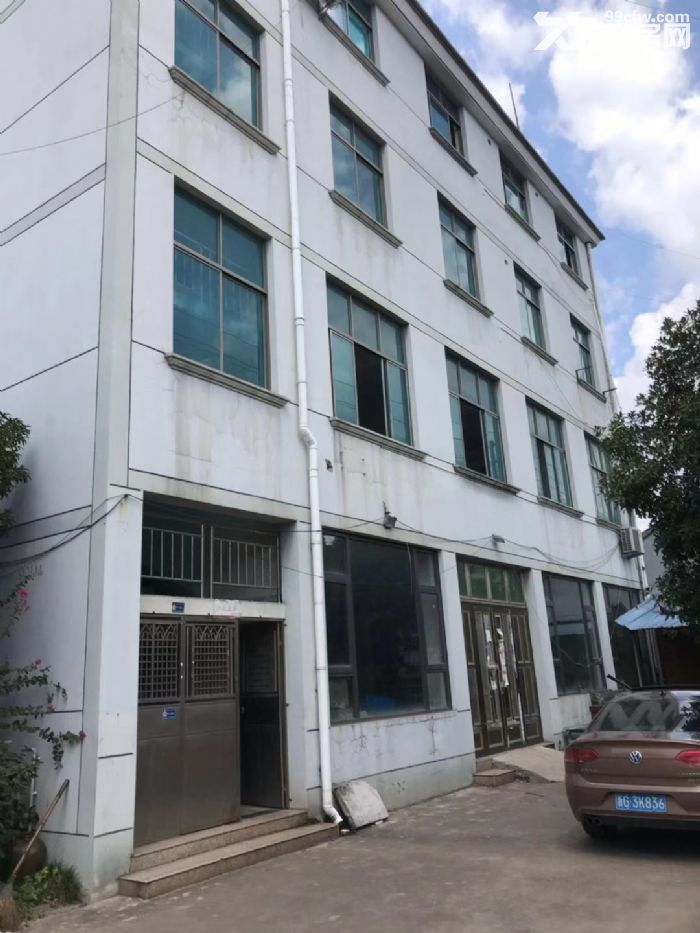 出租厂房2000平,办公楼800平-图(1)