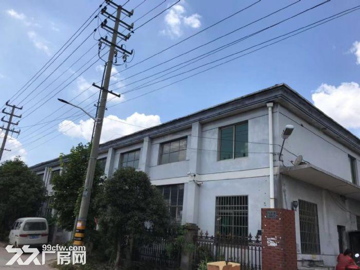 出租厂房2000平,办公楼800平-图(2)