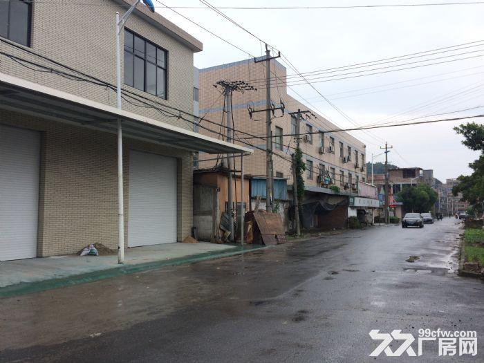 萧山闻堰600方二楼厂房出租,(带500方3楼天台!)接壤滨江浦沿-图(2)