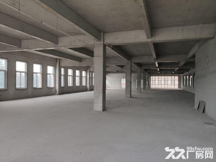 出租济南经十西路联东U谷标准化厂房!1200平,现房-图(1)
