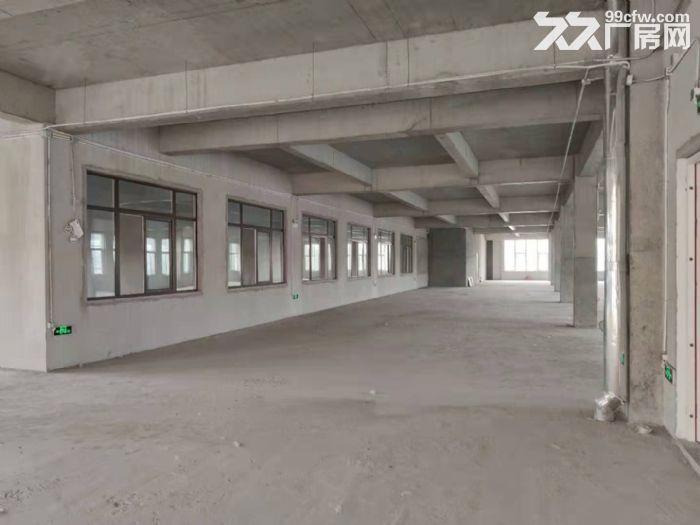 出租济南经十西路联东U谷标准化厂房!1200平,现房-图(2)