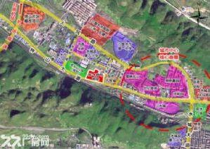 贵州水城县老城区龙头山公园旁2宗商住用地出让