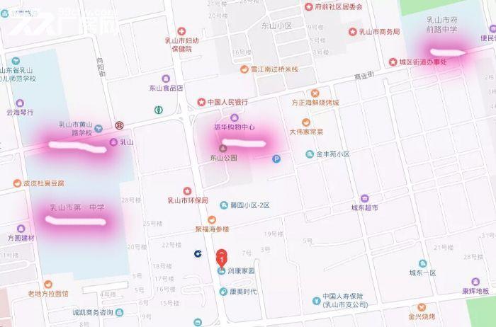 乳山市中心世纪大道临街5000平厂房办公楼出租(临近振华购物中心)-图(6)