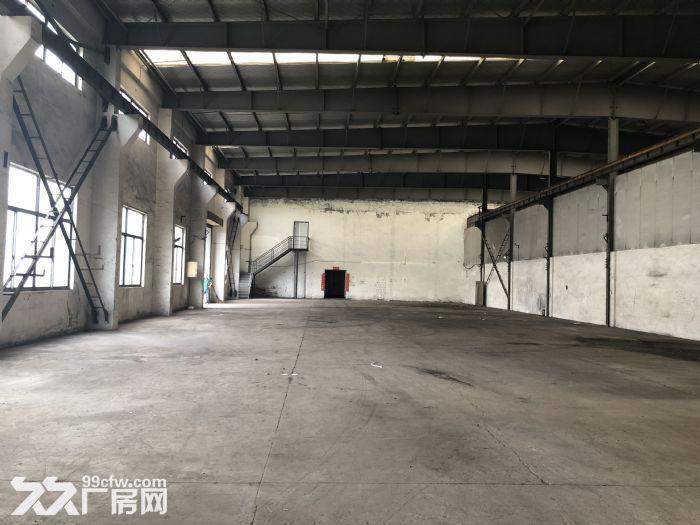 青浦香花桥崧泽大道力惠工业园区厂房原房东-图(4)