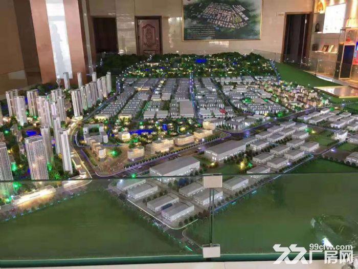 出售德阳广汉工业园区工业土地50亩50年工业产权-图(1)
