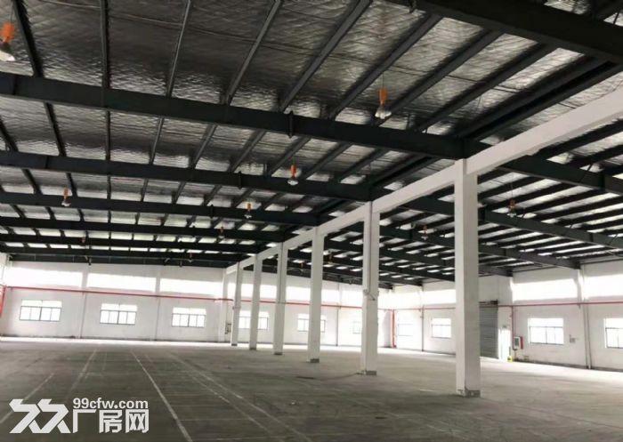 苏州高新区金山路边一楼3100平米标准机械厂房出租-图(2)