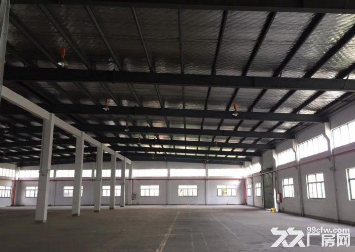 苏州高新区金山路边一楼3100平米标准机械厂房出租-图(3)