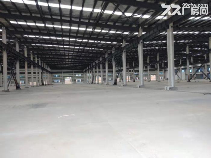 泉州南安6000平钢结构厂房出租-图(1)