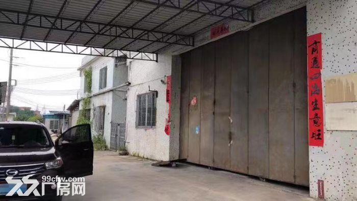 13元!榄核2千8千方简易厂房出租,大路边带喷淋消防-图(1)