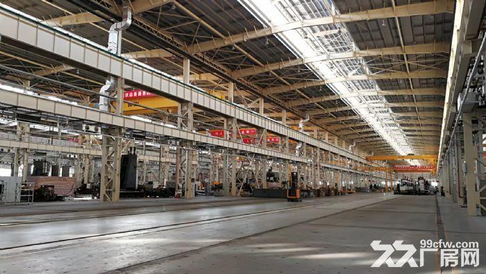 与特斯拉为邻,临港自贸区新片区核心区稀缺13米单层高标厂房-图(1)