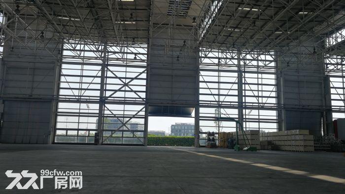 与特斯拉为邻,临港自贸区新片区核心区稀缺13米单层高标厂房-图(3)