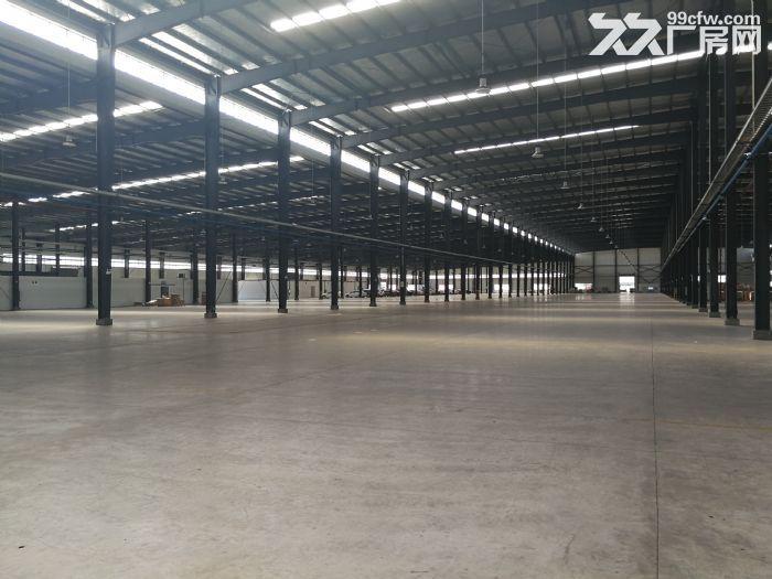 蔡甸军山厂房出租700−20000平米一楼厂房可分租可隔断可托管-图(2)