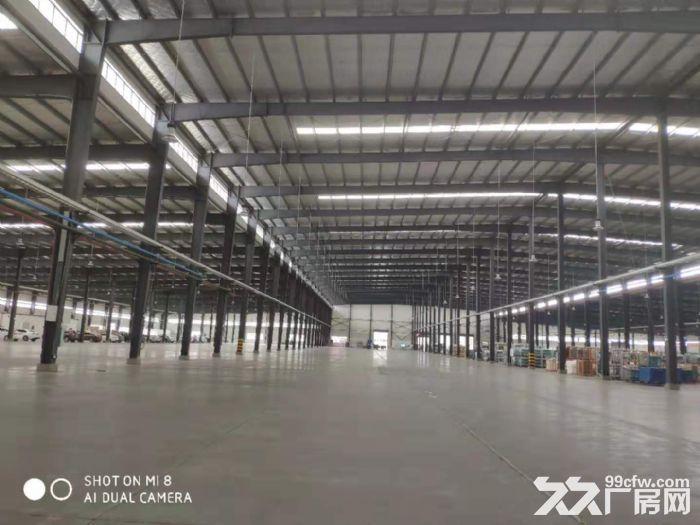 蔡甸军山厂房出租700−20000平米一楼厂房可分租可隔断可托管-图(3)
