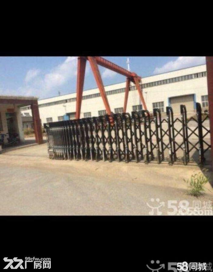 马鞍山慈湖高薪区厂房和场地出租,场地有一百吨地磅-图(2)