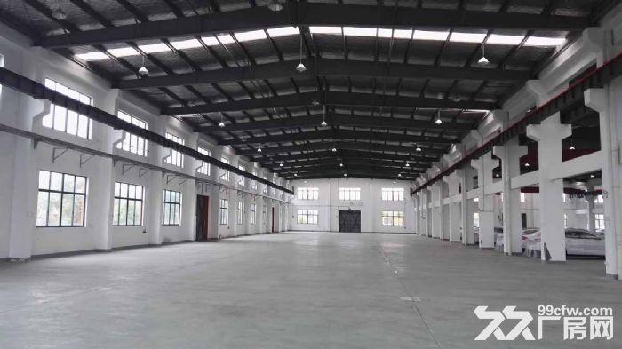 合庆独门独院17000平单层仓库出租适合物流配送-图(2)