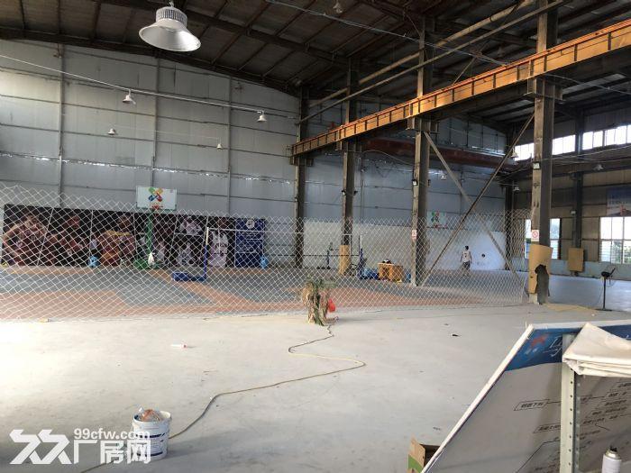 马鞍山慈湖高薪区厂房和场地出租,16吨龙门吊带吸盘-图(2)